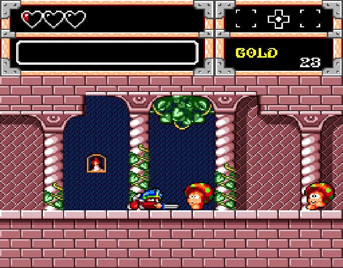 Wonder Boy in Monster World Sega Genesis Mega Drive Xtreme Retro 8