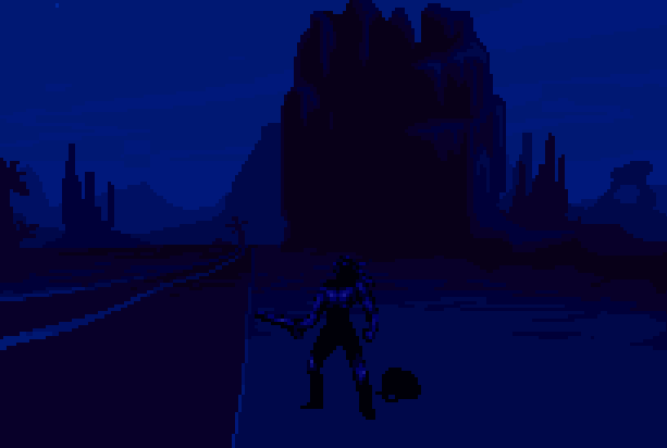 Blackthorne Sega 32 X Blizzard Xtreme Retro Pixel Art 3