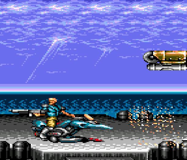 Contra Hard Corps Konami Sega Genesis Mega Drive Xtreme Retro 4