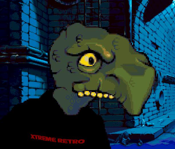 Dinosaurs for Hire Sega Genesis Mega Drive Pixel Art Xtreme Retro