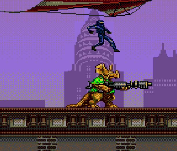 Dinosaurs for Hire Sega Genesis Mega Drive Xtreme Retro 2