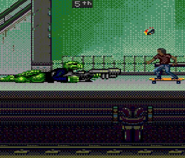 Dinosaurs for Hire Sega Genesis Mega Drive Xtreme Retro 3