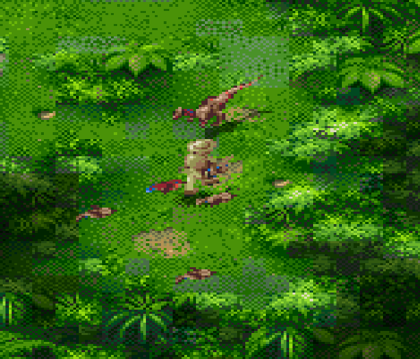Jurassic Park 2 The Lost World Appaloosa Interactive Sega Genesis Mega Drive Xtreme Retro 2