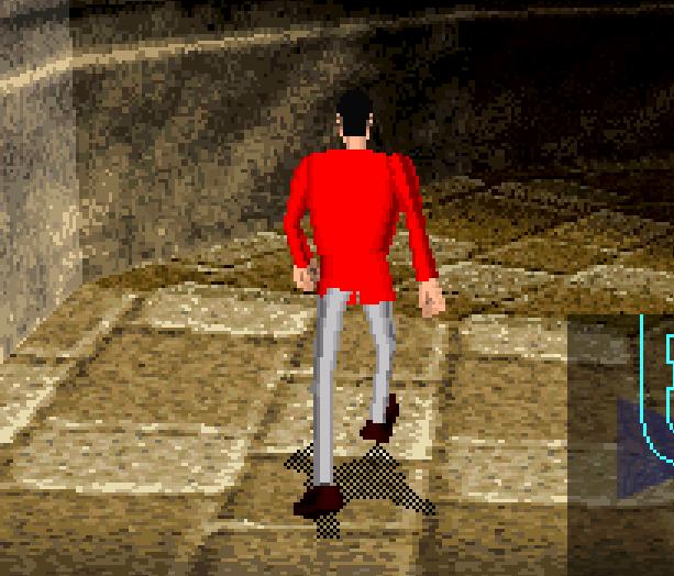Lupin the 3rd the Sage of Pyramid Sega Saturn Xtreme Retro 1