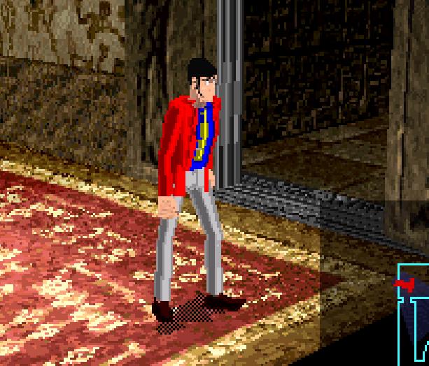 Lupin the 3rd the Sage of Pyramid Sega Saturn Xtreme Retro 11