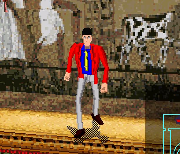 Lupin the 3rd the Sage of Pyramid Sega Saturn Xtreme Retro 15