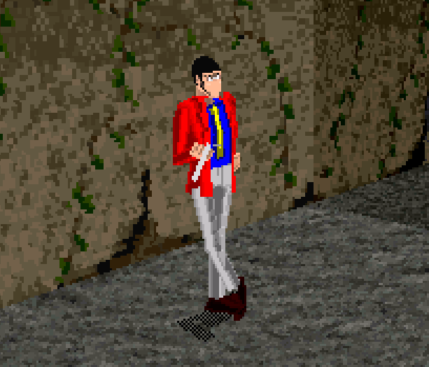 Lupin the 3rd the Sage of Pyramid Sega Saturn Xtreme Retro 19
