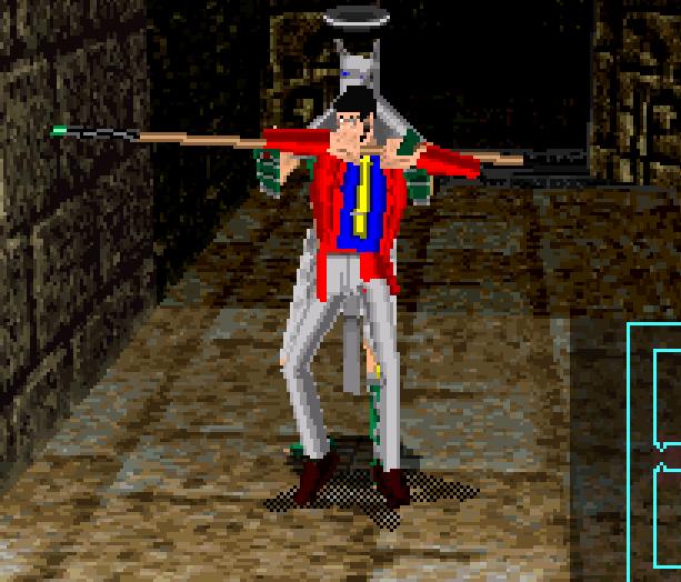 Lupin the 3rd the Sage of Pyramid Sega Saturn Xtreme Retro 3
