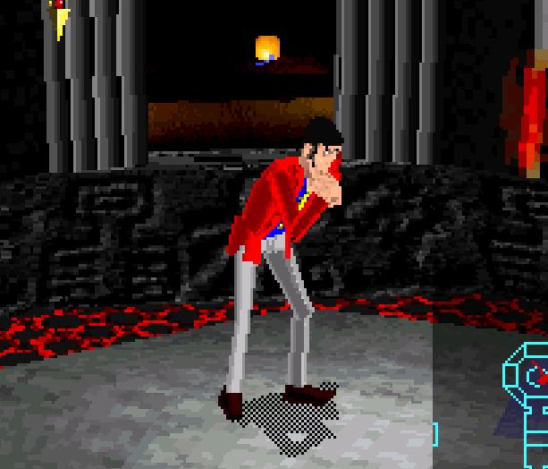 Lupin the 3rd the Sage of Pyramid Sega Saturn Xtreme Retro 4