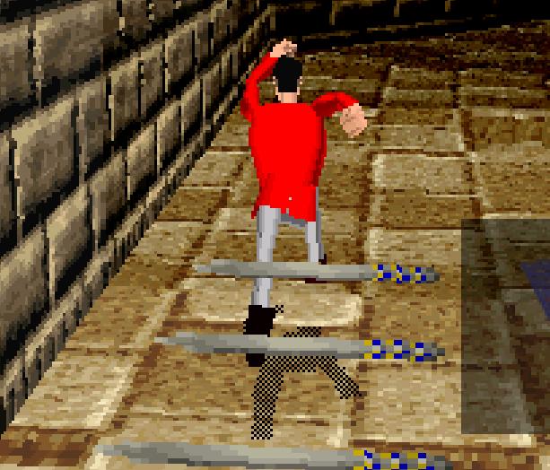 Lupin the 3rd the Sage of Pyramid Sega Saturn Xtreme Retro 7