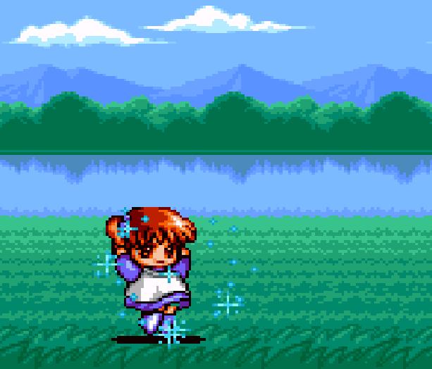 Mado Monogatari Hanamaru Daiyochienji SNES Super Famicom Xtreme Retro 7