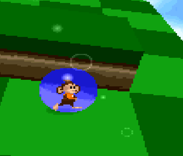 Super Monkey Ball Jr Sega GBA Xtreme Retro 4