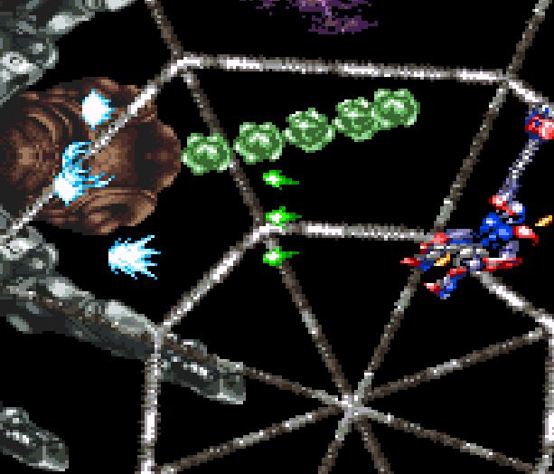 Super Turrican 2 SNES Xtreme Retro 3