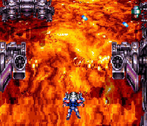Super Turrican 2 SNES Xtreme Retro 4