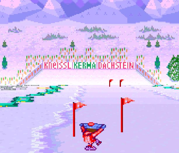 Wakuwaku Snes Ski Wonder Shoot SNES Super Famicom Xtreme Retro 6