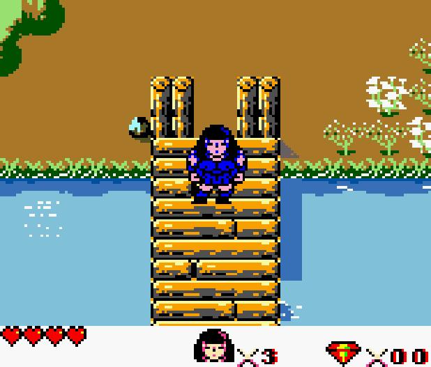 Xena Warrior Princess Titus Game Boy Color Xtreme Retro Adventure