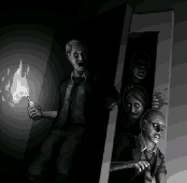 Zombies Survival Horror Pixel Art Xtreme Retro