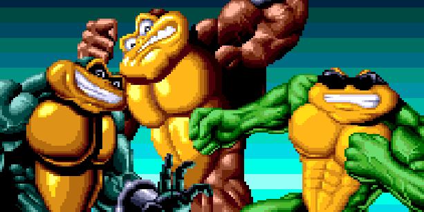 Battletoads Pixel Art Rare Xtreme Retro Beat em up