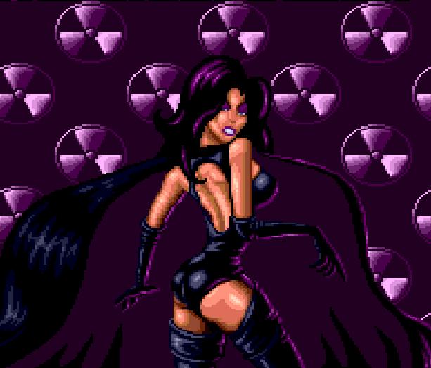 Battletoads the Dark Queen Rare Pixel Art Xtreme Retro Beat em up