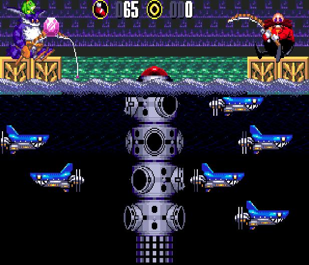 Bigs Fishing Derby Sega Genesis Mega Drive Sonic Hack Xtreme Retro 10