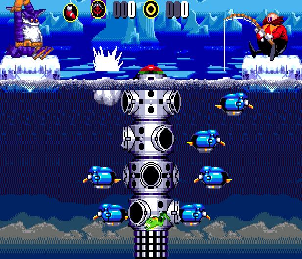 Bigs Fishing Derby Sega Genesis Mega Drive Sonic Hack Xtreme Retro 11