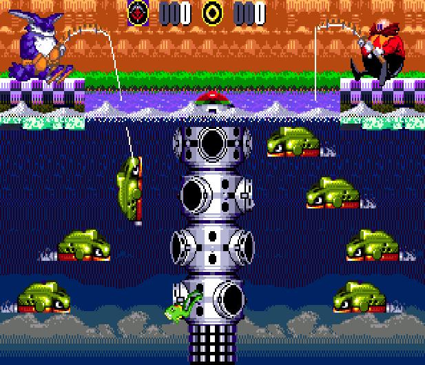 Bigs Fishing Derby Sega Genesis Mega Drive Sonic Hack Xtreme Retro 12