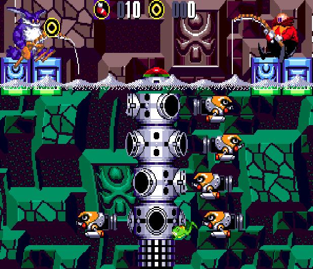 Bigs Fishing Derby Sega Genesis Mega Drive Sonic Hack Xtreme Retro 14