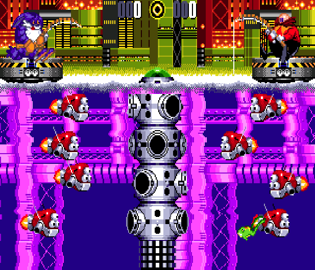 Bigs Fishing Derby Sega Genesis Mega Drive Sonic Hack Xtreme Retro 5