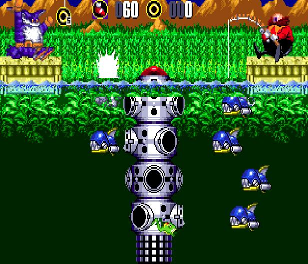 Bigs Fishing Derby Sega Genesis Mega Drive Sonic Hack Xtreme Retro 6