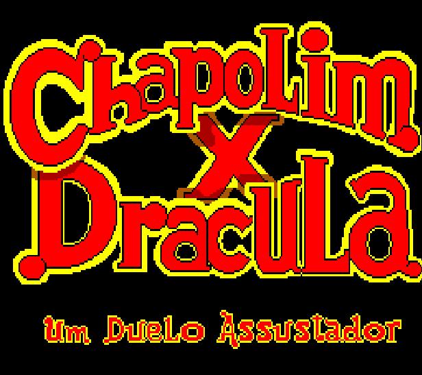Chapolim x Dracula Um Duelo Assustador Master System Tectoy Xtreme Retro 1