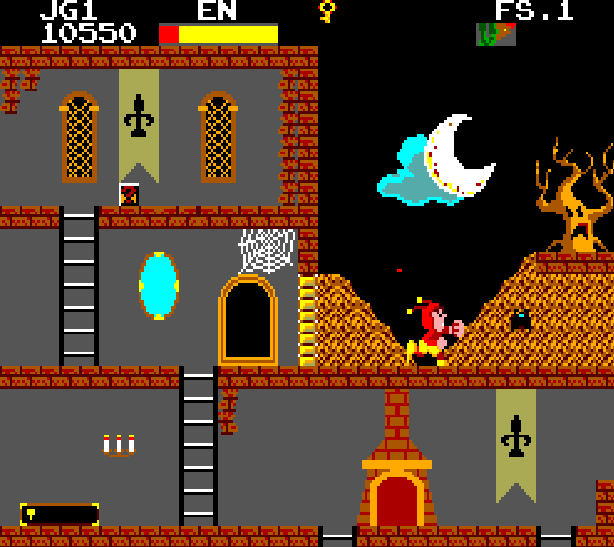 Chapolim x Dracula Um Duelo Assustador Master System Tectoy Xtreme Retro 6