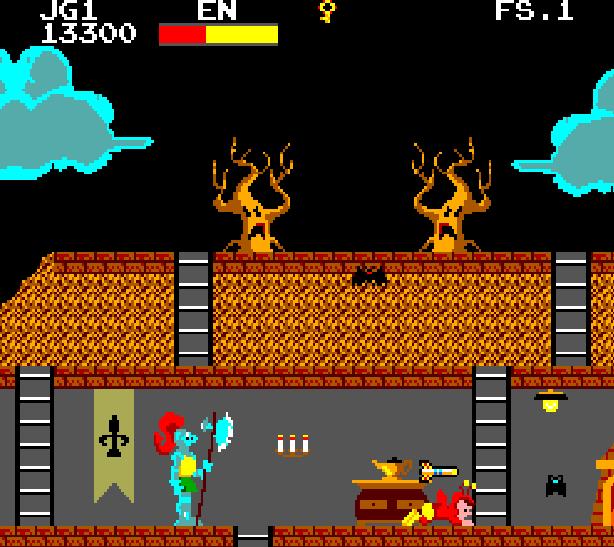 Chapolim x Dracula Um Duelo Assustador Master System Tectoy Xtreme Retro 7