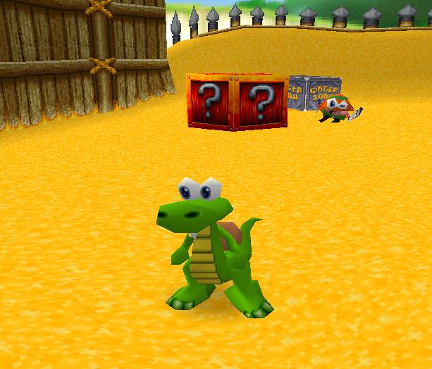Croc 2 PlayStation Xtreme Retro 3