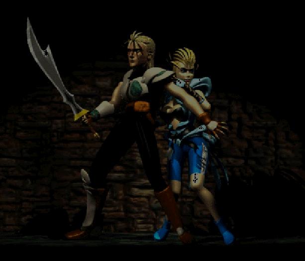 Dark Savior Sega Saturn RPG Xtreme Retro 0