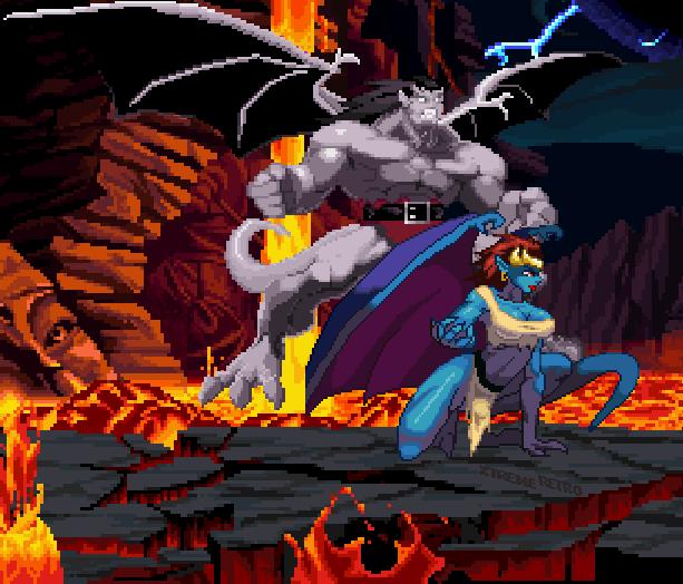 Gargoyles Sega Genesis Mega Drive Xtreme Retro 0