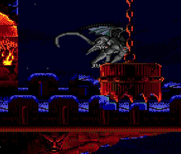 Gargoyles Sega Genesis Mega Drive Xtreme Retro 1