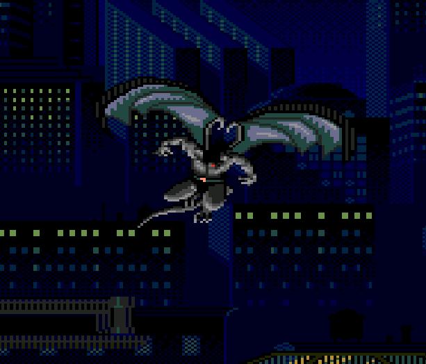 Gargoyles Sega Genesis Mega Drive Xtreme Retro 12