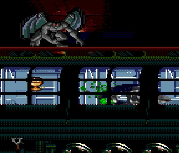 Gargoyles Sega Genesis Mega Drive Xtreme Retro 4