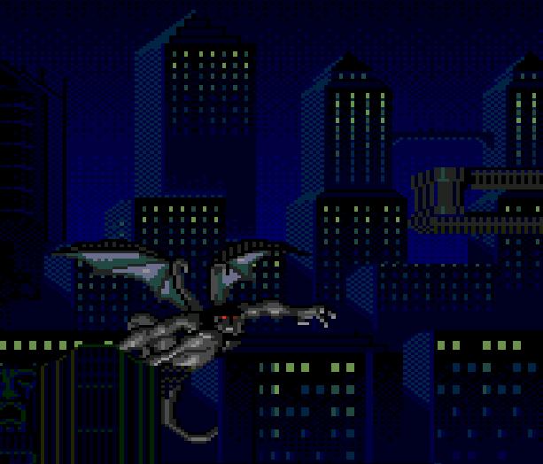 Gargoyles Sega Genesis Mega Drive Xtreme Retro 8
