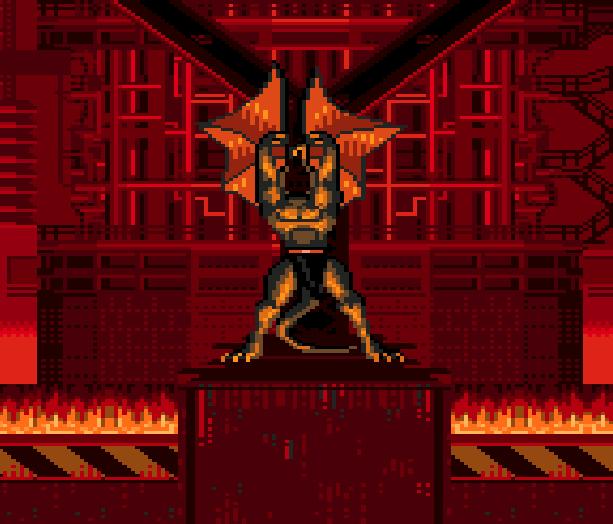 Gargoyles Sega Genesis Mega Drive Xtreme Retro 9