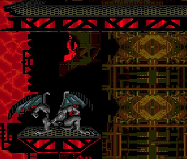 Gargoyles Sega Genesis Mega Drive Xtreme retro 13