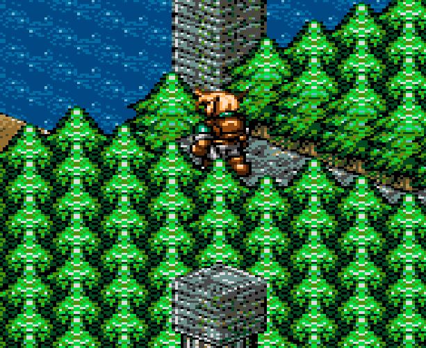 Landstalker The Treasures of King Nole Climax Entertainment Sega Genesis Mega Drive RPG Xtreme Retro 1
