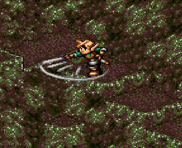 Landstalker The Treasures of King Nole Climax Entertainment Sega Genesis Mega Drive RPG Xtreme Retro 11