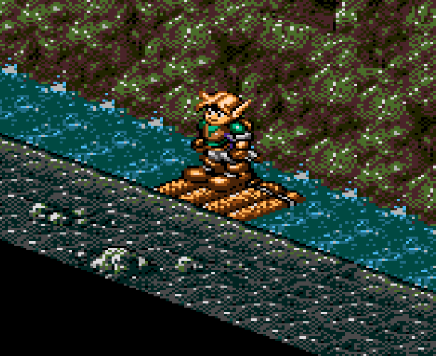 Landstalker The Treasures of King Nole Climax Entertainment Sega Genesis Mega Drive RPG Xtreme Retro 12