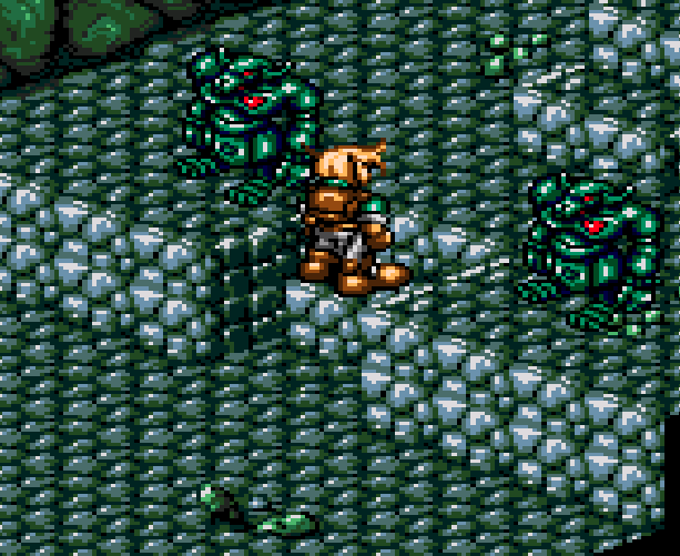 Landstalker The Treasures of King Nole Climax Entertainment Sega Genesis Mega Drive RPG Xtreme Retro 19