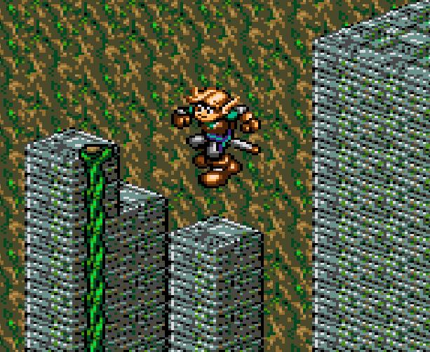 Landstalker The Treasures of King Nole Climax Entertainment Sega Genesis Mega Drive RPG Xtreme Retro 3