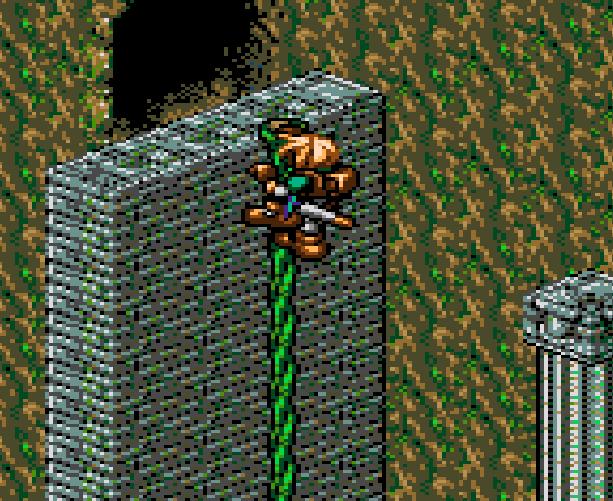 Landstalker The Treasures of King Nole Climax Entertainment Sega Genesis Mega Drive RPG Xtreme Retro 4