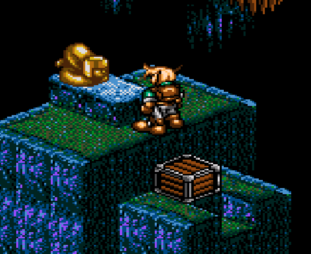 Landstalker The Treasures of King Nole Climax Entertainment Sega Genesis Mega Drive RPG Xtreme Retro 5