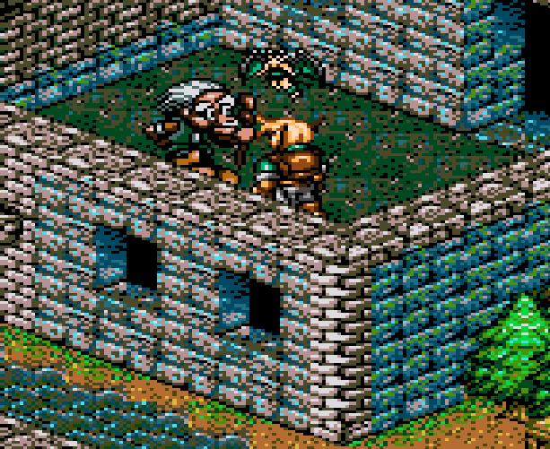 Landstalker The Treasures of King Nole Climax Entertainment Sega Genesis Mega Drive RPG Xtreme Retro 6