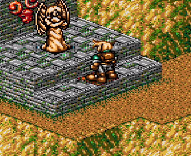 Landstalker The Treasures of King Nole Climax Entertainment Sega Genesis Mega Drive RPG Xtreme Retro 9